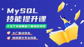 面试突击:MySQL 技能进阶十五讲