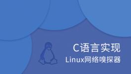 C 语言实现 Linux 网络嗅探器