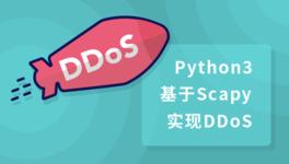 Python 实现 DDoS 攻击