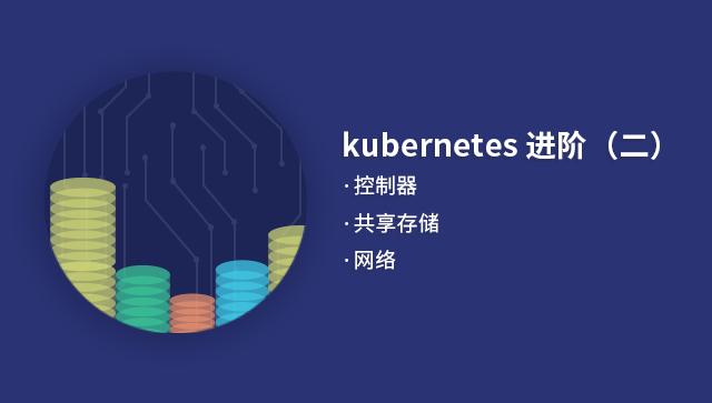 Kubernetes 进阶二:控制器、存储与网络