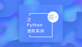 楼+ 之 Python 进阶实战